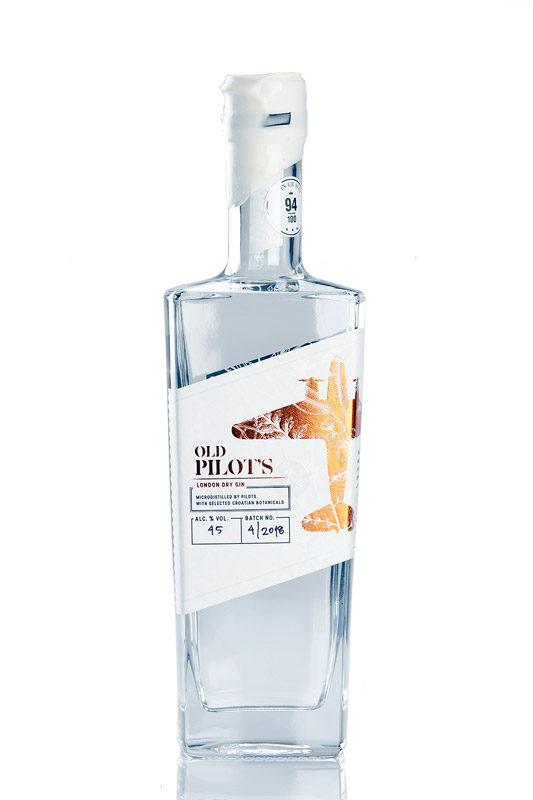 Old Pilot's Gin, LU-MA Ekskluziv doo