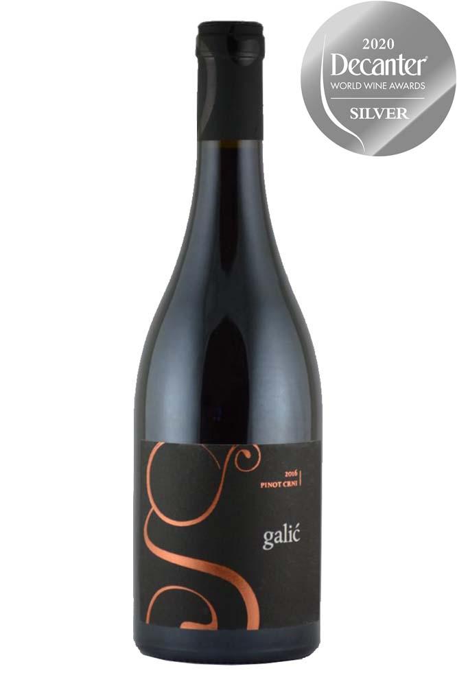 Galić Pinot crni 0,75l